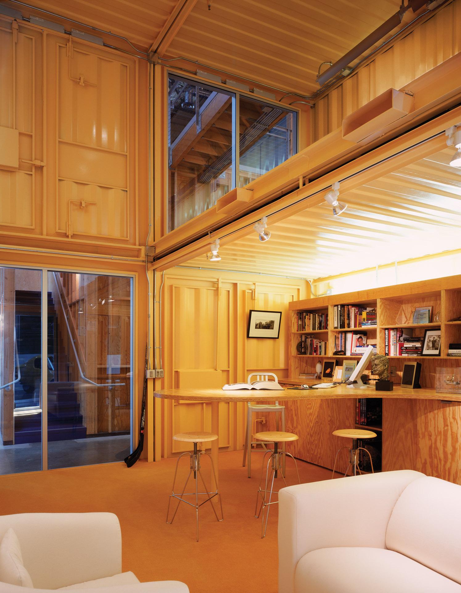Clive Wilkinson Architects Pallotta Teamworks