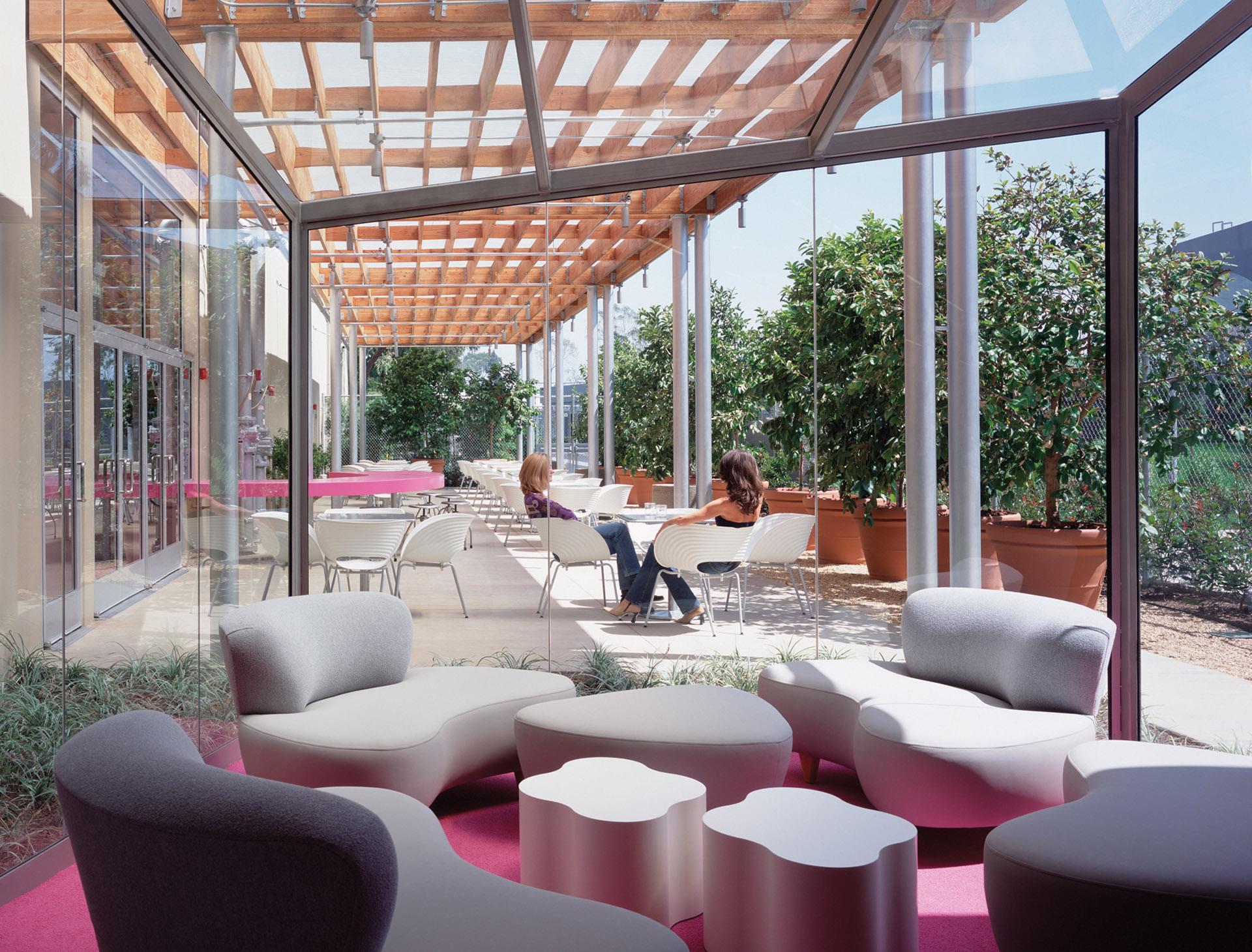 Clive Wilkinson Architects Fidm Orange County