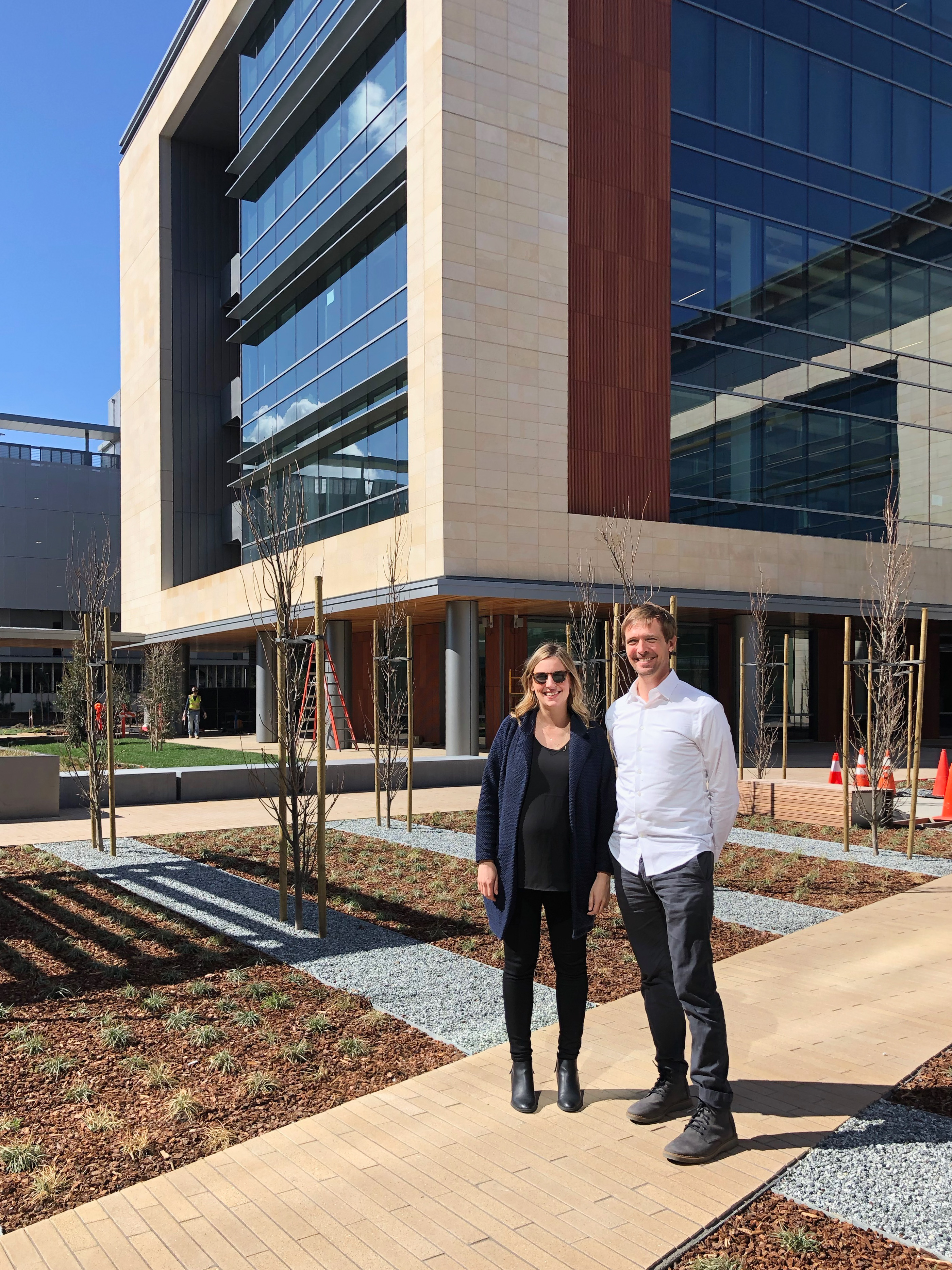 Clive Wilkinson Architects   Celebrating the Grand Opening